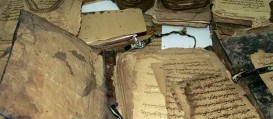 Manuscrits de Tombouctou (photo AFP)