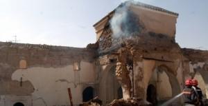 incendie-mosquee-taroudant