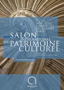 Salon international patrimoine 2013