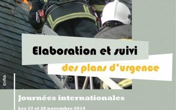 CR des Journées conjointes des comités belge et français du Bouclier bleu, 27 et 28 novembre, Mons