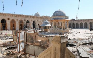 L'évaluation par satellite des dommages de la guerre subis par le patrimoine culturel en Syrie| Rapport des NU