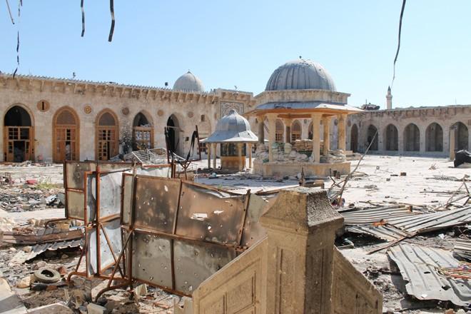 Syrie- Alep