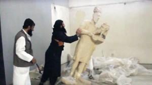 Destruction Irak