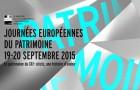 La section Ile-de-France du cfbb aux Journées européennes du patrimoine 2015