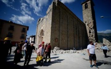Séisme en Italie. 293 bâtiments historiques abîmés ou détruits