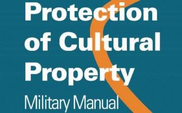 Manuel militaire sur la protection des biens culturels