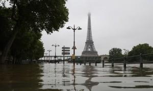 Paris dans l'eau