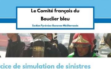 Section Pyrénées-Garonne-Méditérannée | Exercice de simulation de sinistres