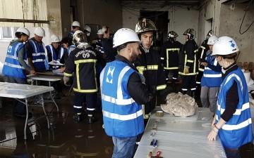 Patrimoine culturel et risques majeurs (inondations, incendies) : les approches du Bouclier bleu France