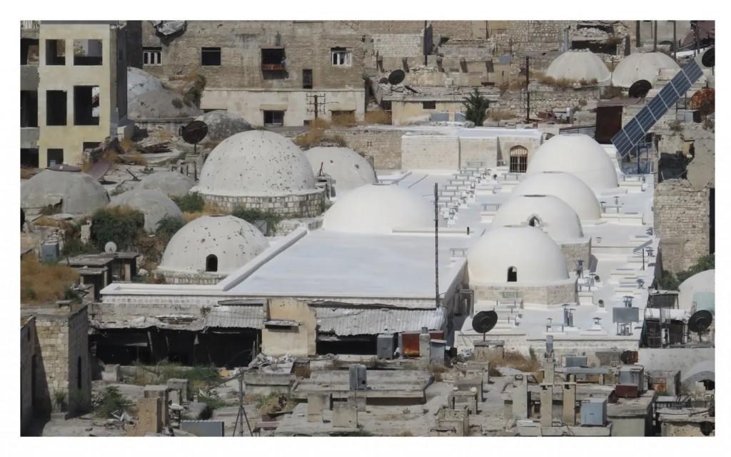 Souk Syrie Alep